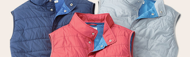 Outerwear Vests