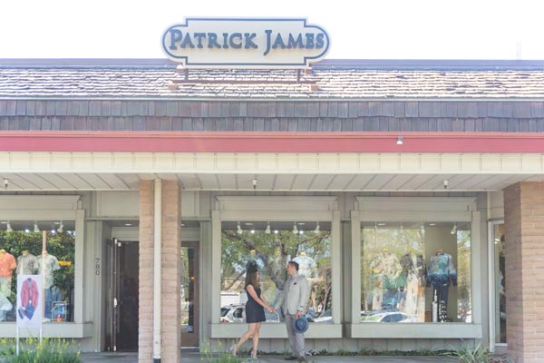 Patrick James Store Fresno California
