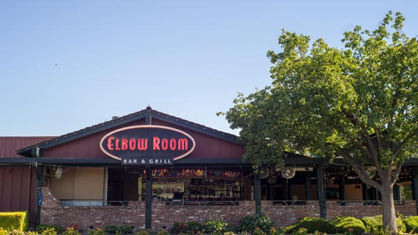 The Elbow Room Fresno California