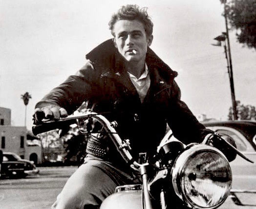 Get the Look James Dean blog post