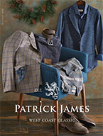 Patrick James Holiday 2018 Catalog