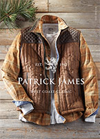 Patrick James Holiday 2020 Catalog