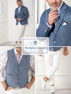 Save with Patrick James promo codes and coupons for December Today's top Patrick James offer: 10% OFF. Find 3 Patrick James coupons and discounts at avatar-base.ml Tested and verified on December 03, %(1).