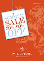 Patrick James Summer Sale 2020 Catalog