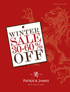 Patrick James Winter Sale 2020 Catalog
