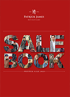 Patrick James Winter Sale 2021 Catalog