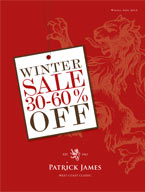 Patrick James Winter Sale 2019 Catalog