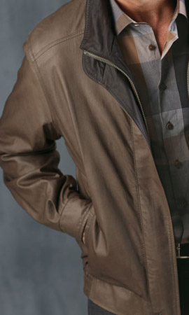 Remy Leather Clothing