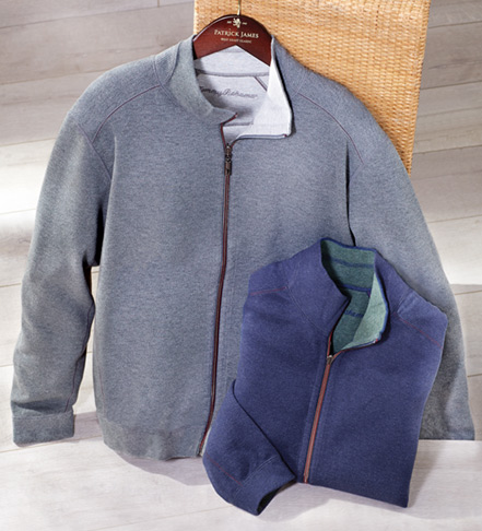 Tommy Bahama Flip Side Twill Jacket