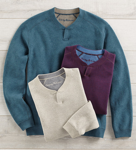 Tommy Bahama New Flip Side Pro Abaco Pullover