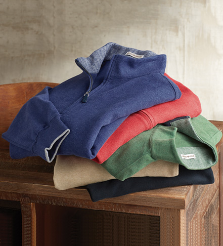 Peter Millar Fleece Pullover