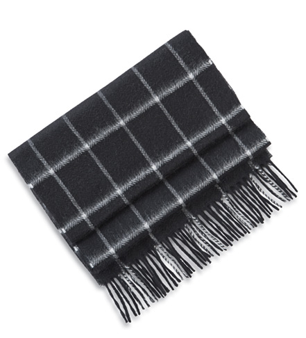 Reserve Ebley Squares Cashmere Scarf