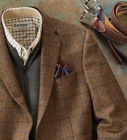 Pheasant Pocket Square