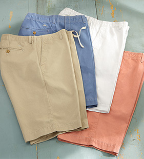 Aegean Lounger Shorts