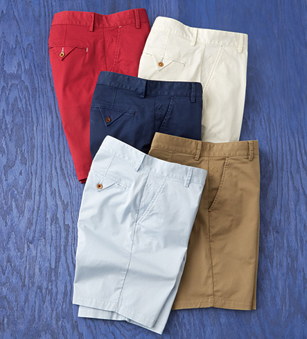 Robert Graham Pioneer Walk Shorts