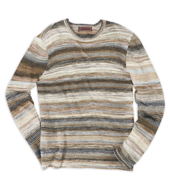 Patrick James Linen Blend Sweater