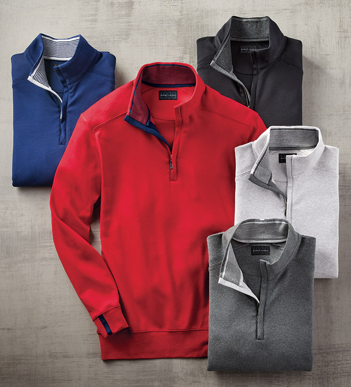 Bobby Jones Leaderboard II Pullover