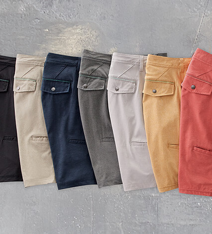 Boardwalker Shorts