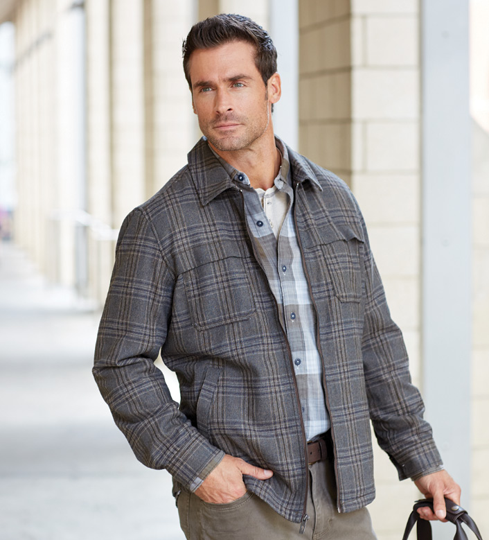 Tommy Bahama Bridgeport Shirt Jacket