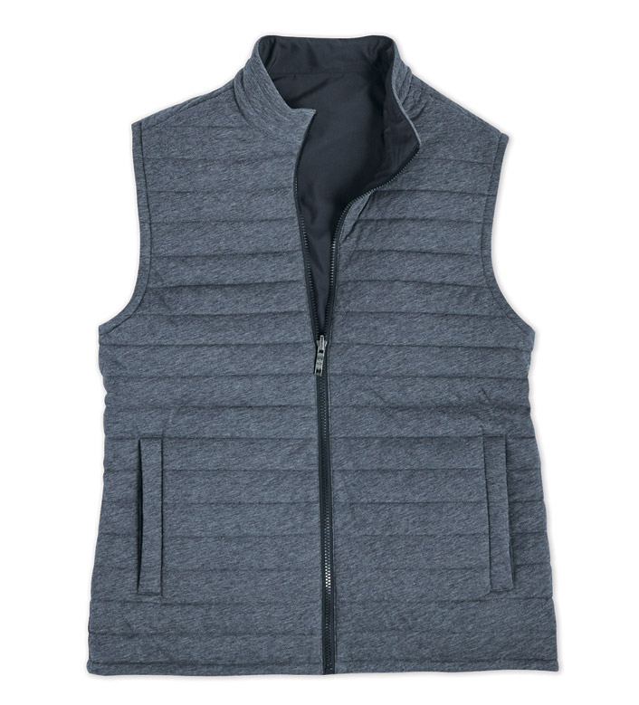 Robert Barakett Gallagher Reversible Vest