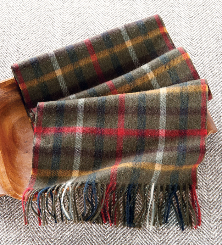 Barbour Bolt Scarf