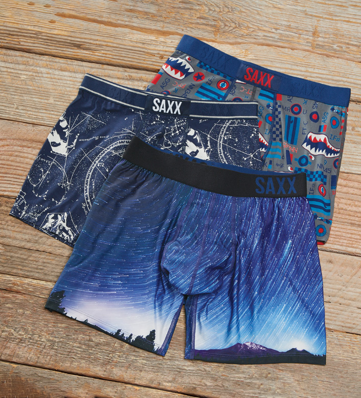 SAXX Spitfire Boxer Brief