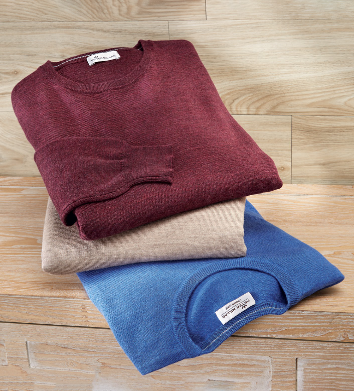 Peter Millar Crown Comfort Sweater