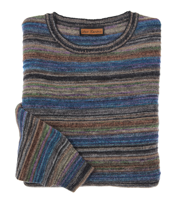 Lenor Romano Fine Line Sweater