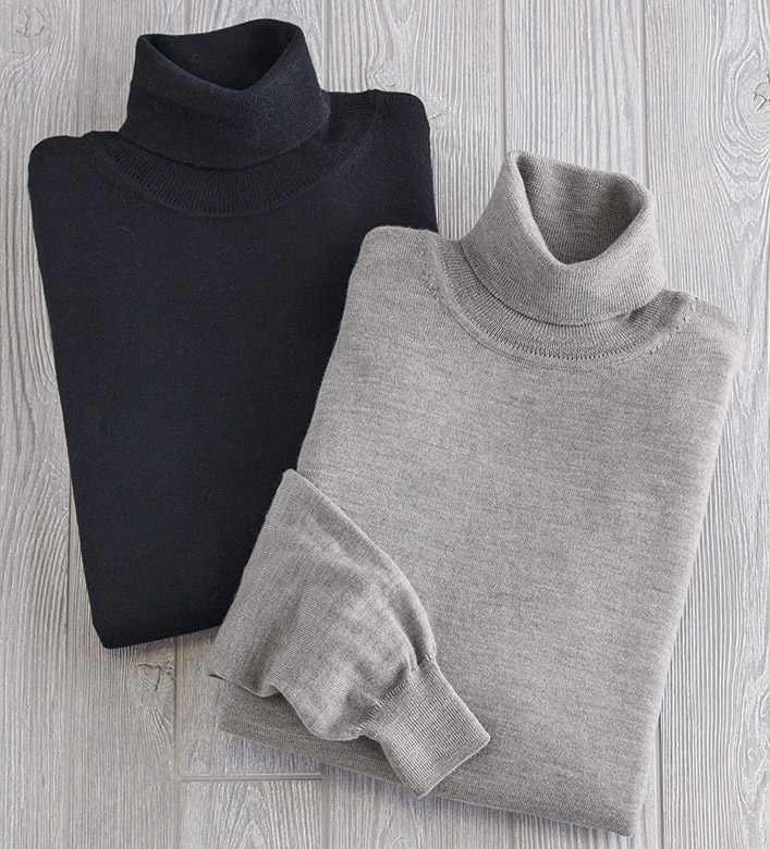 Reserve Turtleneck Sweater