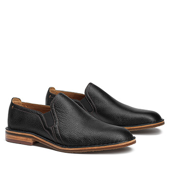 Norwegian Elk Slip-On Shoes