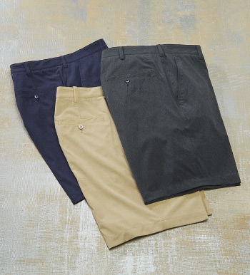 Eighteen Sarazen Performance Shorts