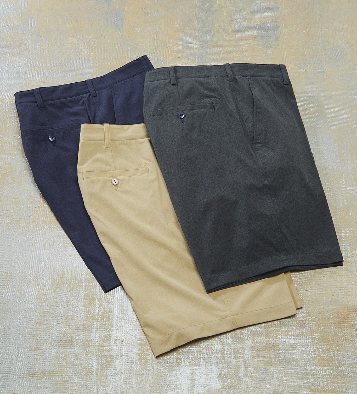 Carnoustie Eighteen Sarazen Performance Shorts