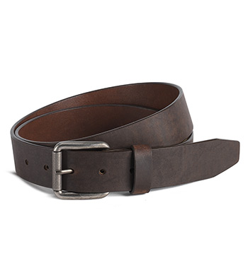 Oiled American Steer Cash Belt