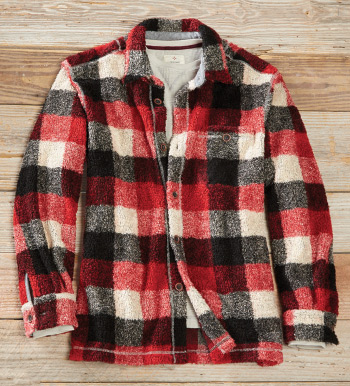 Buffalo Plaid Big Shirt
