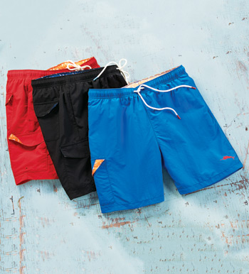 Naples Coast Swim Trunks