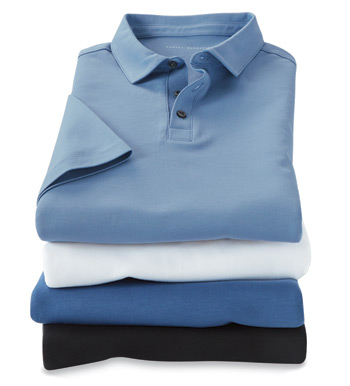 Senneville Short Sleeve Polo Shirt