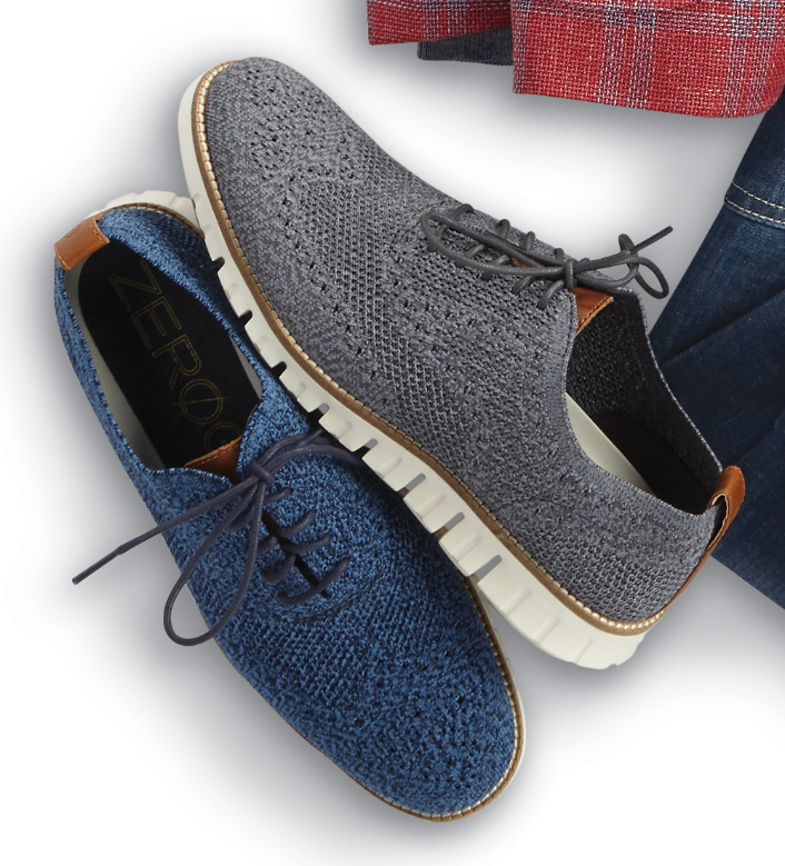 Cole Haan Riverside Zerogrand Oxfords