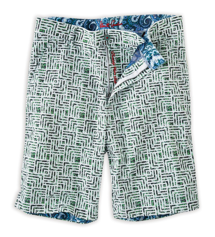 Robert Graham Christobal Mosaic Shorts