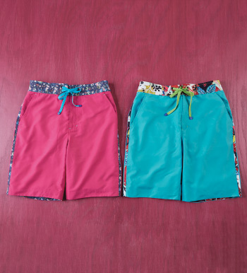 Dos Rios Board Shorts