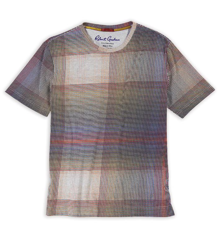Robert Graham Cuervo Short Sleeve Tee
