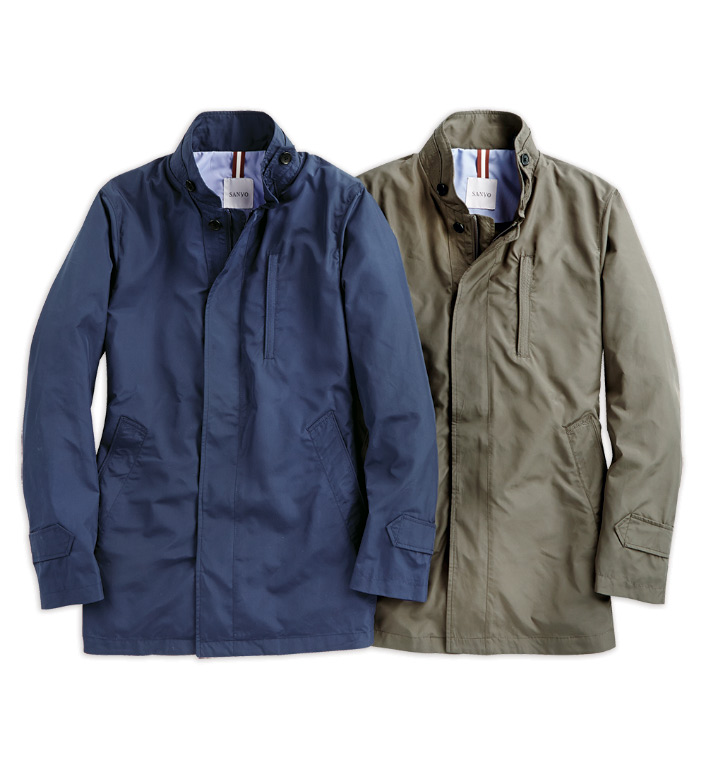 Sanyo Travel Jacket