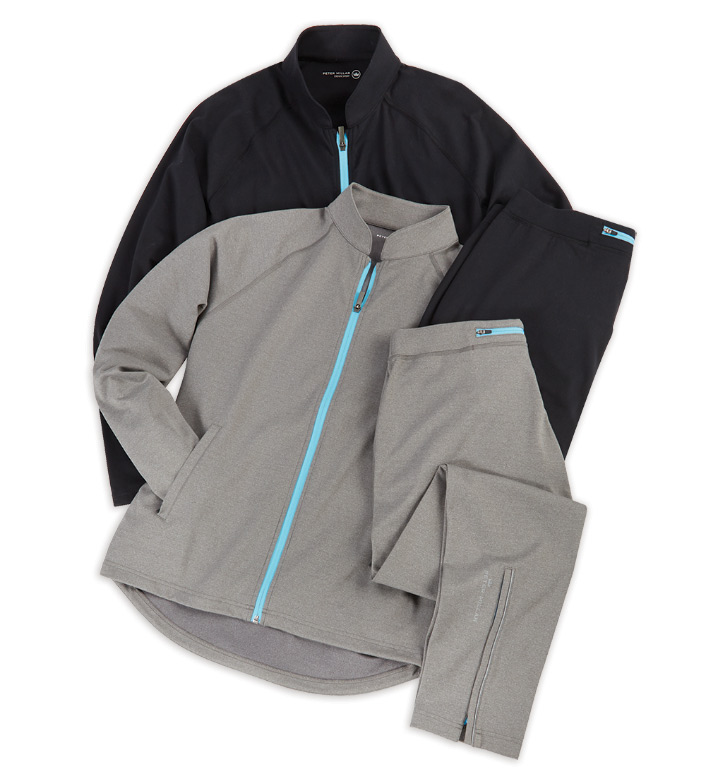 Peter Millar Crown Sport Chamonix Power Jacket