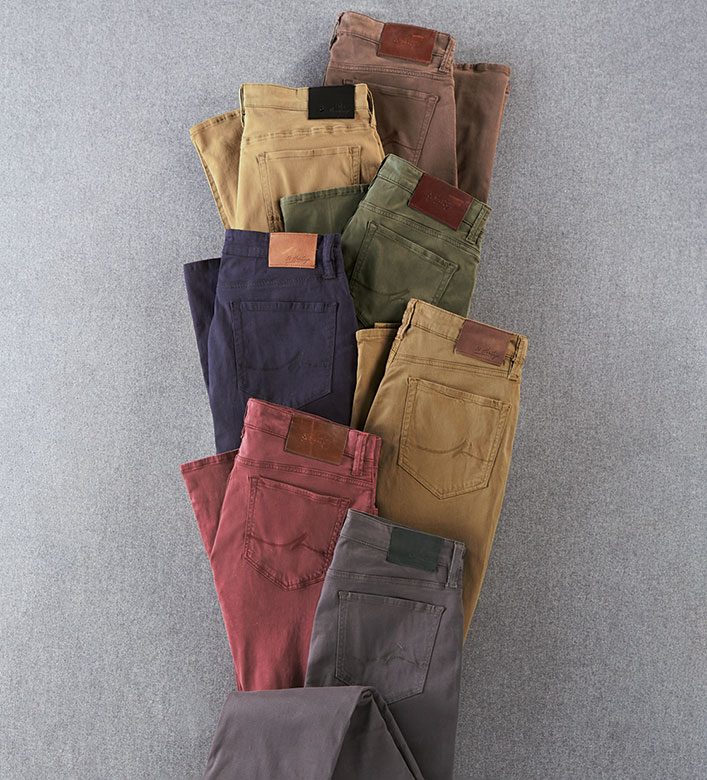 34 Heritage Twill Charisma Jeans