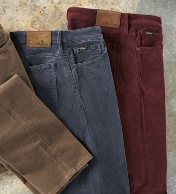Courage Corduroy Jeans