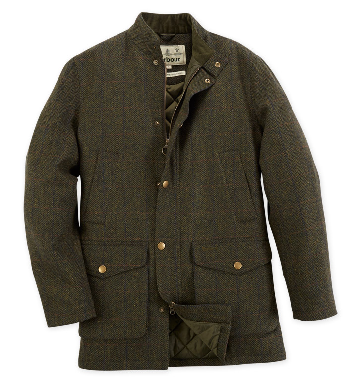 Barbour Lulham Three-Quarter Coat