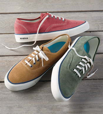 Legend Cord Sneakers