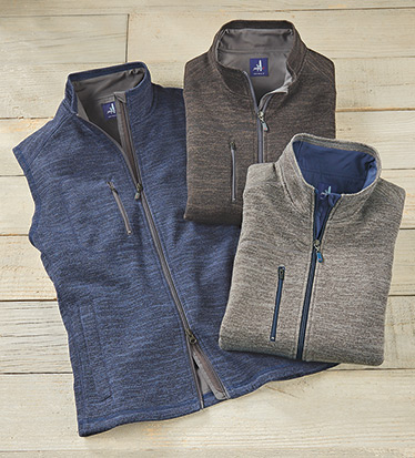 Tahoe Fleece Vest