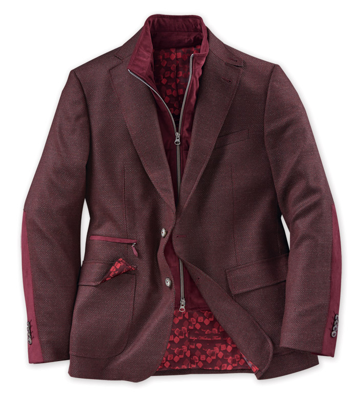 Robert Graham Bordeaux Downhill Coat