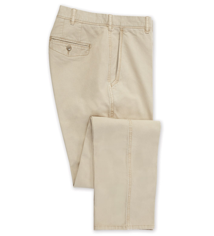 Peter Millar Canvas Chino Pants