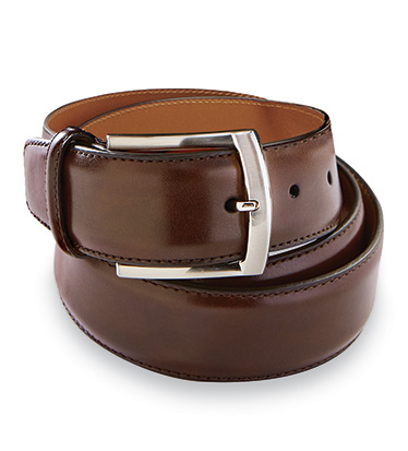 Tanning Tabaco Leather Belt